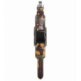 AppleWatch Strap 42mm 台座有り BOSCO ブラックパーツ