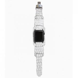 AppleWatch Strap 42mm 台座有り LASTRICARE ブラックパーツ