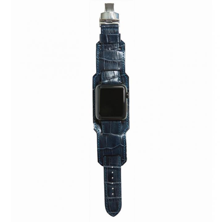 AppleWatch Strap 42mm 台座有り RE シルバーパーツ