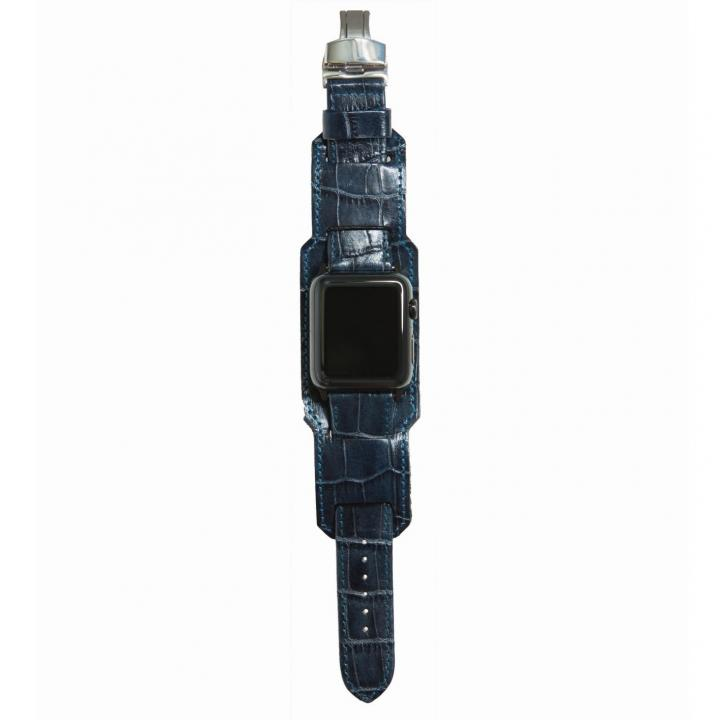 AppleWatch Strap 42mm 台座有り RE シルバーパーツ_0