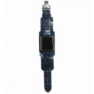AppleWatch Strap 42mm 台座有り RE ブラックパーツ