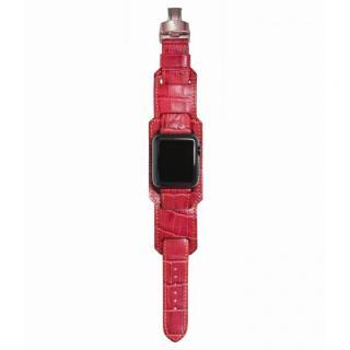 AppleWatch Strap 42mm 台座有り REGINA シルバーパーツ