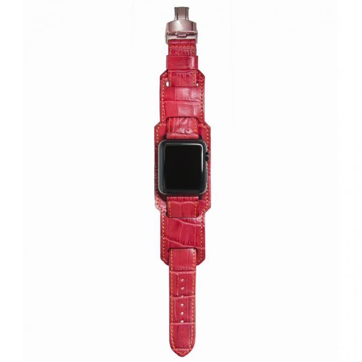 AppleWatch Strap 42mm 台座有り REGINA ブラックパーツ_0