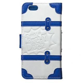 【iPhone6ケース】ディズニー 手帳型ケース ドナルドダック iPhone 6ケース_1