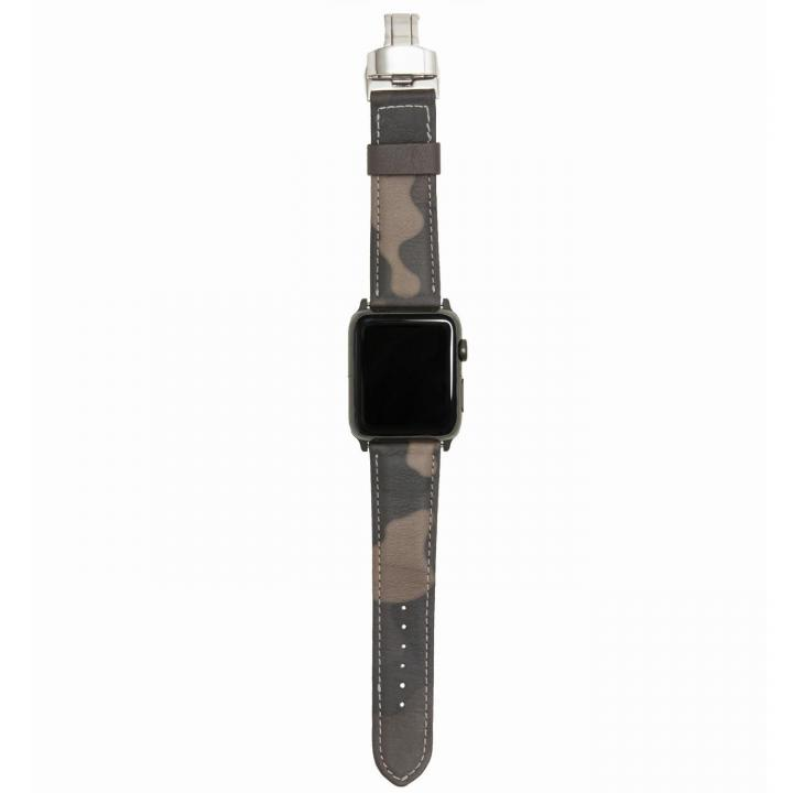 AppleWatch Strap 38mm ARENILE ブラックパーツ_0