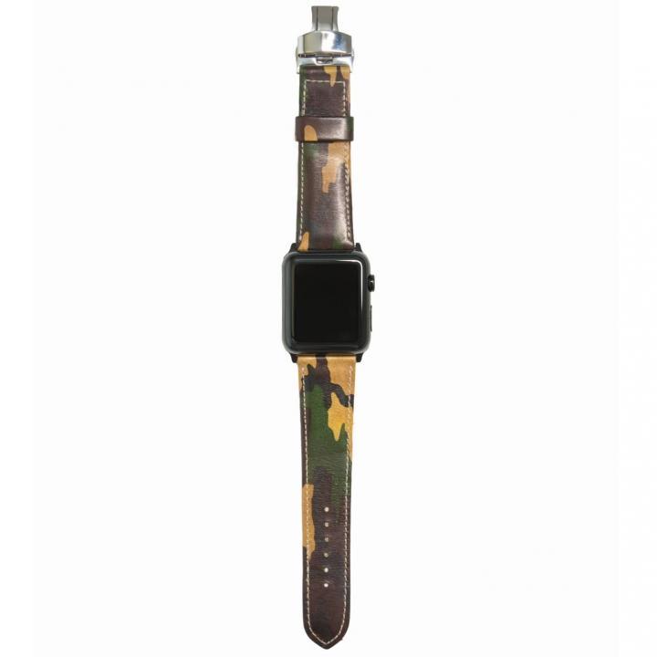 AppleWatch Strap 38mm BOSCO ブラックパーツ