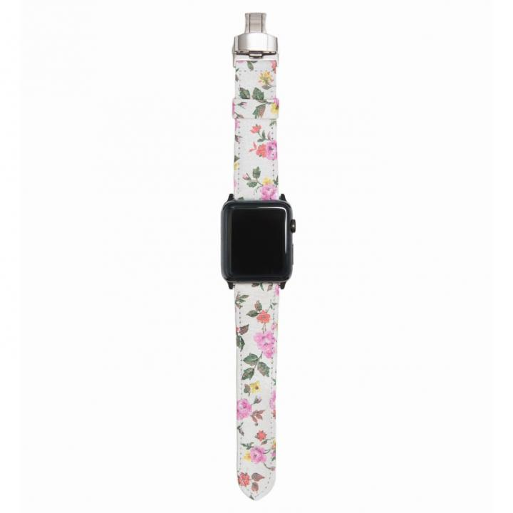 AppleWatch Strap 38mm MAZZETTO シルバーパーツ_0