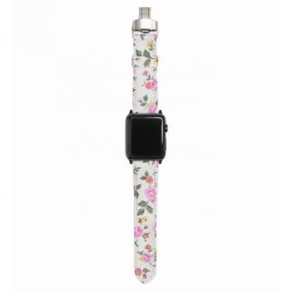 AppleWatch Strap 38mm MAZZETTO シルバーパーツ