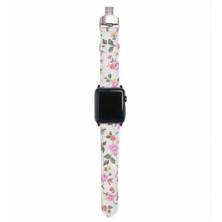 AppleWatch Strap 38mm MAZZETTO ブラックパーツ_0