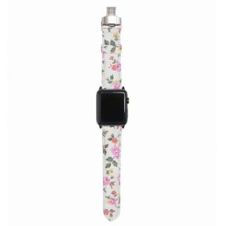 AppleWatch Strap 38mm MAZZETTO ブラックパーツ
