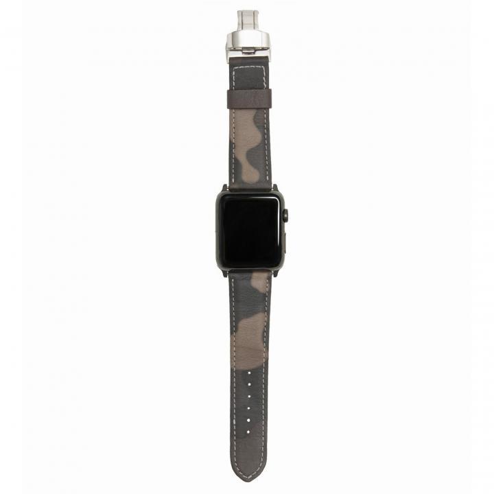 AppleWatch Strap 42mm ARENILE ブラックパーツ_0