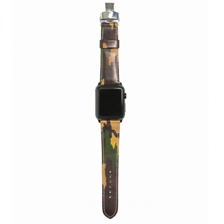 AppleWatch Strap 42mm BOSCO ブラックパーツ_0