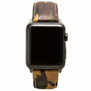 AppleWatch Strap 42mm BOSCO ブラックパーツ_1