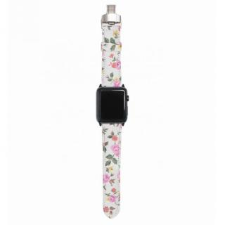 AppleWatch Strap 42mm MAZZETTO ブラックパーツ