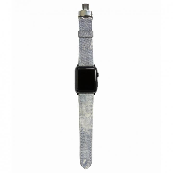 AppleWatch Strap 42mm Trompe-l'oeil ブラックパーツ_0