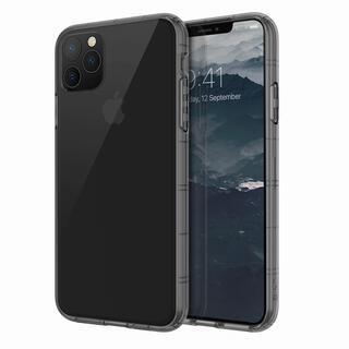 iPhone 11 Pro ケース UNIQ Air Fender 衝撃吸収TPUクリアケース グレイ iPhone 11 Pro