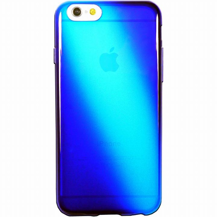 鮮やかなカラーリング 染 海 iPhone 6ケース
