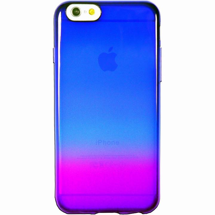 鮮やかなカラーリング 染 宵 iPhone 6ケース