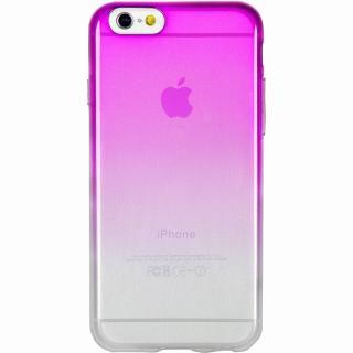 鮮やかなカラーリング 染 紫 iPhone 6ケース