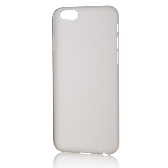 【iPhone6フィルム】パワーサポート エアージャケットセット クリアマット iPhone 6 ケース_0