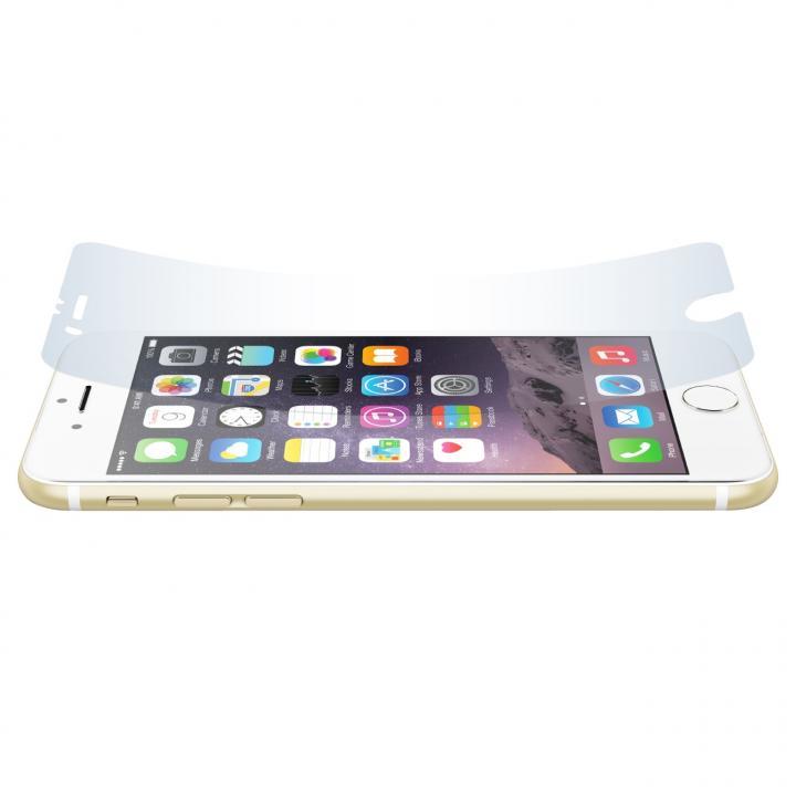 【iPhone6s/6フィルム】パワーサポート アンチグレアフィルム2枚セット iPhone 6s/6フィルム_0