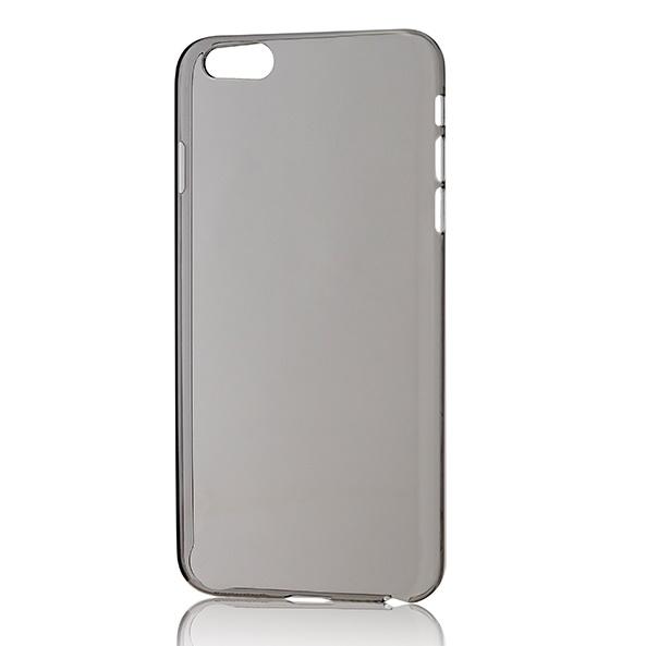 【iPhone6s Plus/6 Plusフィルム】パワーサポート エアージャケットセット クリアブラックハードケース iPhone 6s Plus/6 Plus_0
