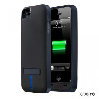 【2200mAh】ODOYO iPhone5ケース一体型バッテリ Power Shell EX / SATURN