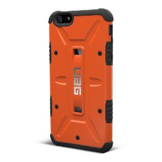 あらゆる方向の衝撃を緩和 UAG コンポジットケース オレンジ iPhone 6 Plusケース