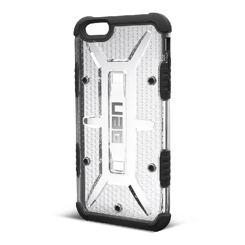 iPhone6 Plus ケース あらゆる方向の衝撃を緩和 UAG コンポジットケース クリア iPhone 6 Plusケース_0