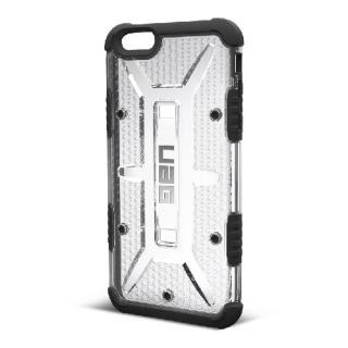 あらゆる方向の衝撃を緩和 UAG コンポジットケース クリア iPhone 6 Plusケース