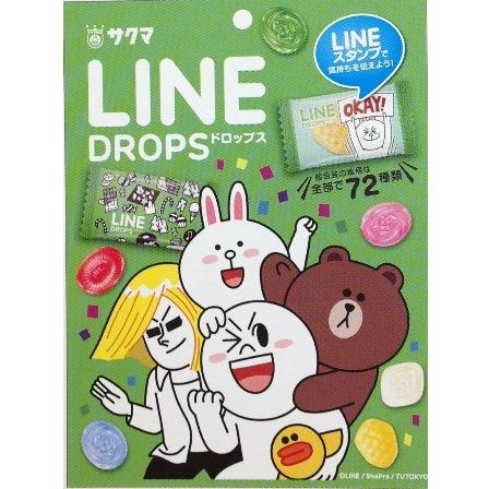 LINE ドロップス_0