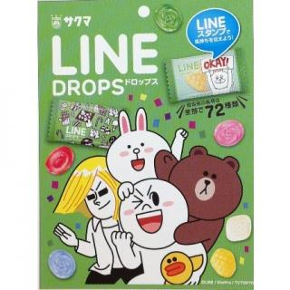 LINE ドロップス