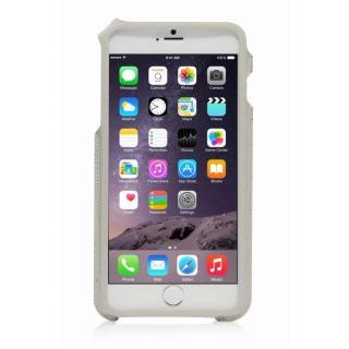 【iPhone6 Plusケース】MONOCOZZI ソフトPUレザーポーチケース クリーム/ピンク iPhone 6 Plusケース_2
