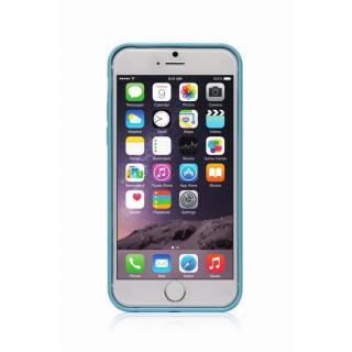 【iPhone6ケース】MONOCOZZI ソフトPUレザーシェルケース ベビーブルー iPhone 6 ケース_2