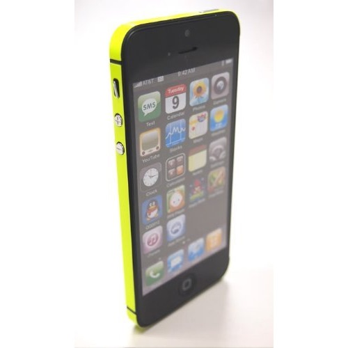 Side Skin LEMON(蛍光) iPhone5