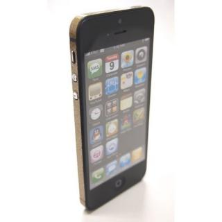 Side Skin GOLD(ラメ) iPhone5