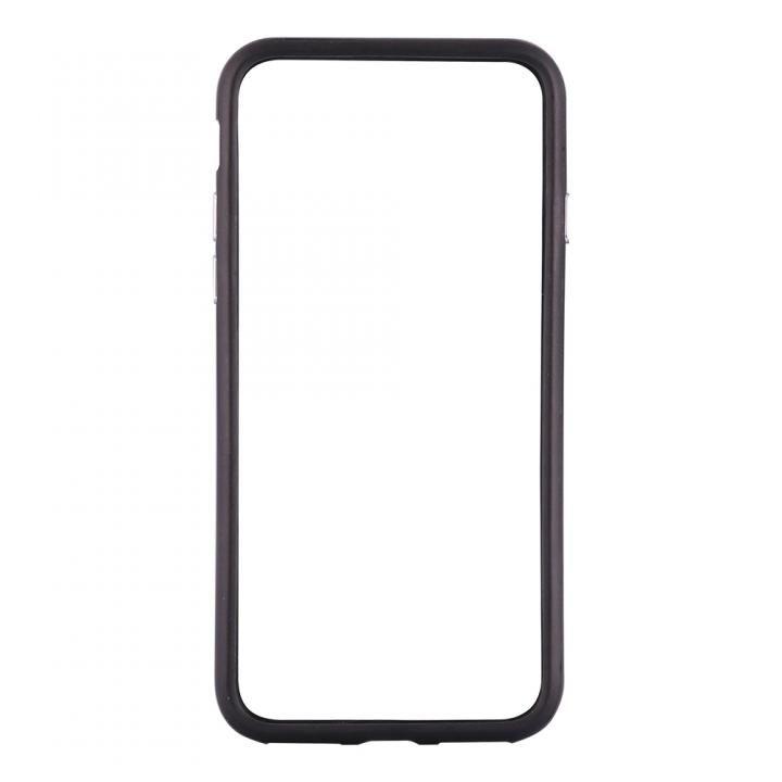 STD ハイブリッドバンパー ブラック iPhone X