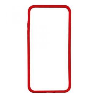STD ハイブリッドバンパー レッド iPhone X