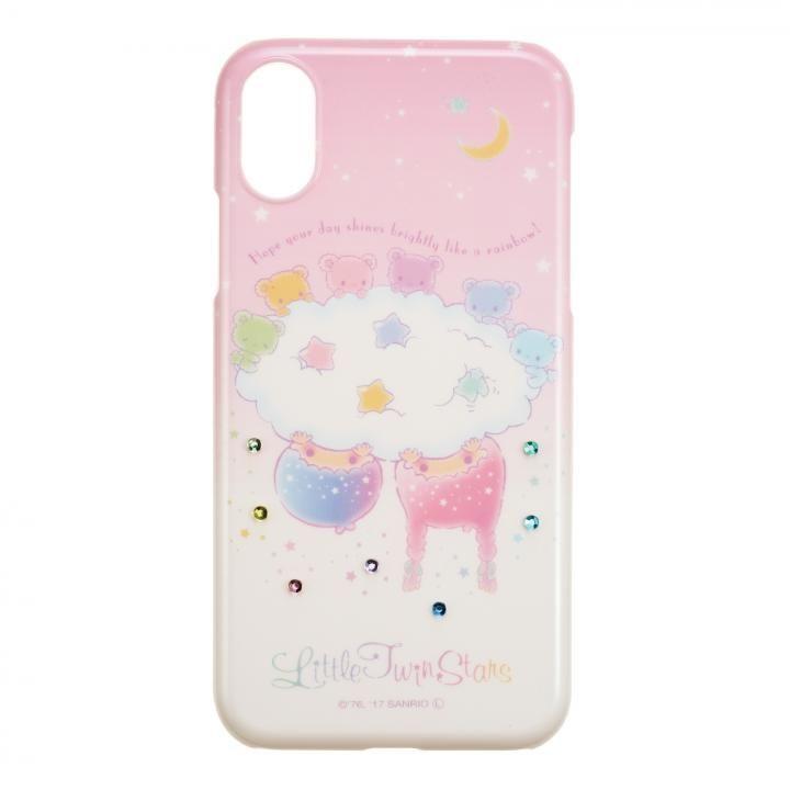 【iPhone XS/Xケース】リトルツインスターズ ジュエリーケース TSレインボーベア iPhone XS/X_0