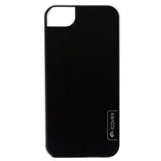 icover iPhone5用ケース COMBI HAIR LINEシリーズ ブラックブラック