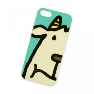 KOHEM iPhone5 Case ヤギ(かお)