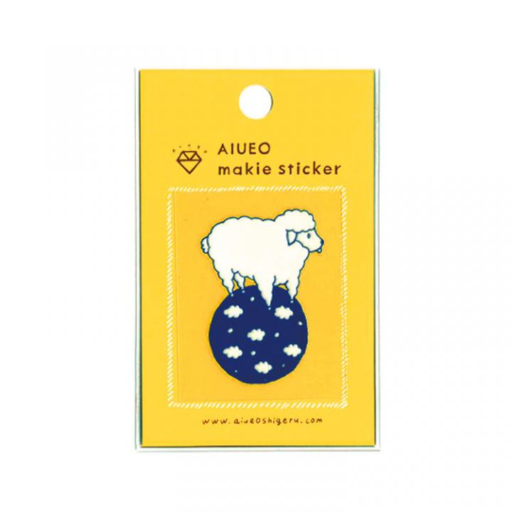 makie sticker sheep BL_0