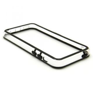 EdgeBand バンパー iPhone5c 【ブラック&クリアー】 BumperC-021