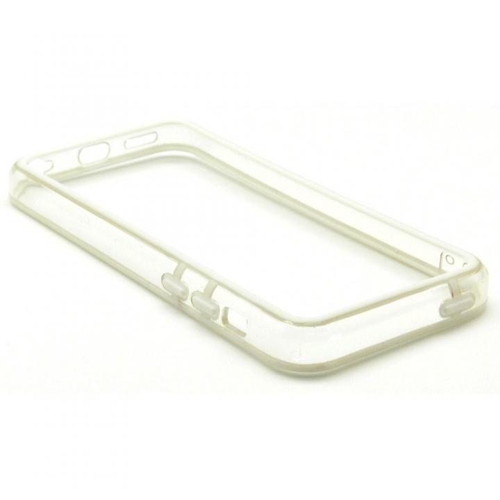 EdgeBand バンパー iPhone5c 【ホワイト&クリアー】 BumperC-017_0