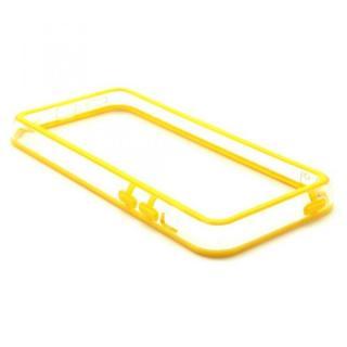 EdgeBand バンパー iPhone5c  イエロー&クリアー