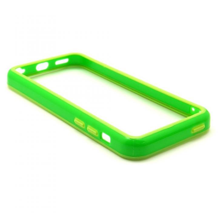 EdgeBand バンパー iPhone5c  グリーン_0