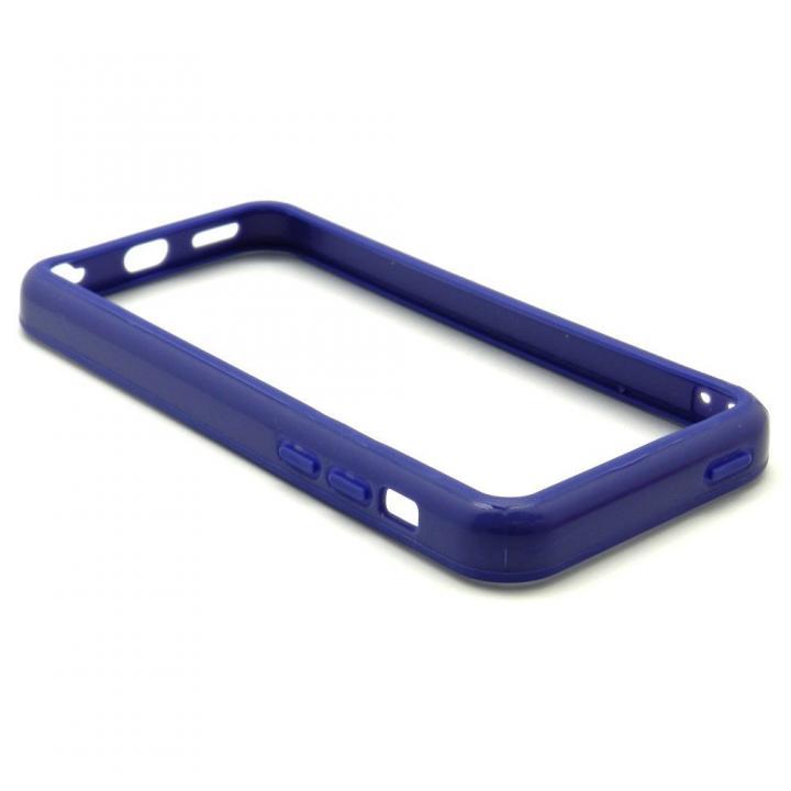 EdgeBand バンパー iPhone5c ネイビー BumperC-008_0