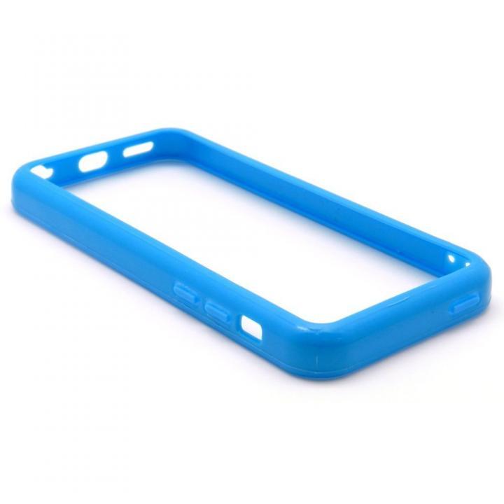 EdgeBand バンパー iPhone5c  スカイ_0