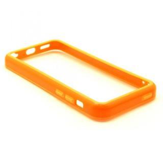 [8月特価]EdgeBand バンパー iPhone5c 【オレンジ】 BumperC-005