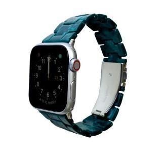 マーブル3連バンド スウィーティ Apple Watch 38/40mm グリーン